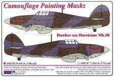 AML Models 1/48 CAMOUFLAGE PAINT MASKS HAWKER SEA HURRICANE Mk.IB