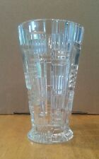 Marquis by Waterford 8 inch crystal vase