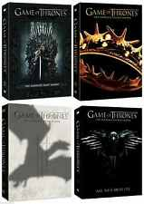 Game of Thrones Season 1 2 3 4 Complete DVD Set Collection Bundle Show Video HBO
