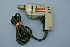 "BLACK & DECKER UTILITY DRILL 1/4"" 1.9 AMPS"