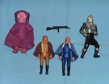vintage BATTLESTAR GALACTICA LOT #28 Cylon, Adama, Starbuck, Imperious Leader