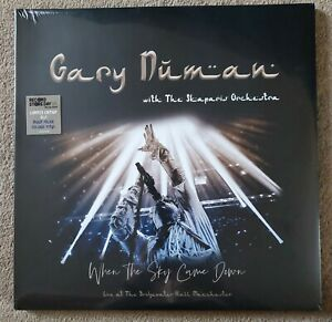 GARY NUMAN - When The Sky Came Down 3LP Moon Phase Vinyl RSD 2020 New & Sealed