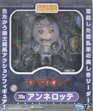Used Freeing Queen\\\'s Blade Rebellion Nendoroid Annelotte ABS Pre-Painted