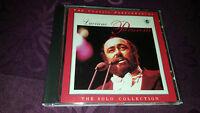CD Luciano Pavarotti / The Solo Collection - Album