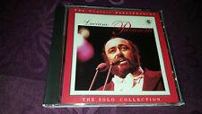 CD Luciano Pavarotti/The solo Collection-ALBUM
