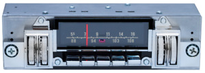 1968 - 69 Dodge Dart AM FM Bluetooth® Radio Not In Stock!  12 weeks + backlog!