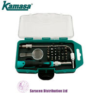 KAMASA PRECISION TOOL KIT & BIT SET - 56049