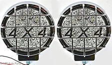 2x 12 LED Super Bright Spot Light 4x4 Sport Jeep SUV 12v Offroad NEW 12v Grill