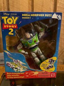 Disney Toy Story 2 Mega Morpher Buzz LIghtyear Module I Transformer by Mattel