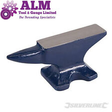 New Silverline Mini Horn Anvil, Cast Iron Work Bench Tool  for Jewellery making