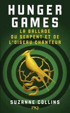 Hunger Games la Ballade du Serpent Suzanne Collins PDF / EPUB / MOBI (KINDLE)