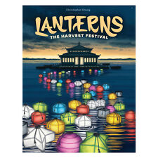 Lanterns: The Harvest Festival, by Renegade Game Studios, PartNo 1006, Board Gam