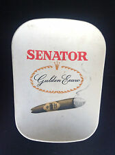 Ancien cendrier plastique Senator Cigares BON ETAT