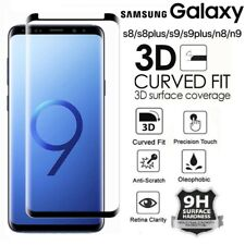 Case Friendly Tempered Glass Screen Protector For Samsung Galaxy S8 S9Plus N8 N9