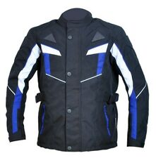 Kids motorcycle motorbike motocross textile jacket clothing CE Armour waterproof
