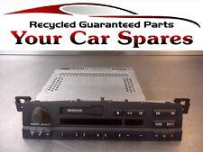 BMW 3 Series Stereo Radio Cassette Unit 97-06 E46