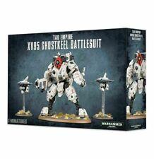 Games Workshop - Warhammer 40K - Tau Empire XV95 Ghostkeel Battlesuit