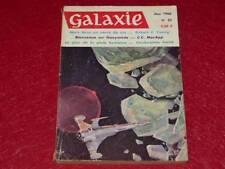 """[BIBL.H.& P.-J. OSWALD] REVUE """"GALAXIE"""" # 25 - 2e Série Mai 1966 R.F. Young etc."""