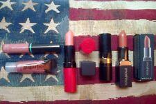 5pc nude lipstick set: Rimmel Kate, Beautiful Me, Revlon, Smashbox & Benefit