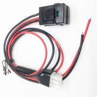 6pins D/C Power Cord Cable For Kenwood Icom Radio IC-706 TS-570 TS-2000 Alinco