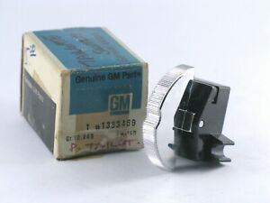 1968 Buick Skylark GS Wildcat Electra convertible top antenna switch 1383459