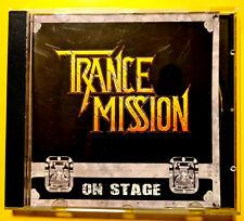 TranceMission - On Stage - Live CD (2018) - Landau Gloria Kulturpalast
