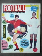 Football Novembre 1959 Sport Calcio Bologna Juventus Orlando Seghedoni Napoli