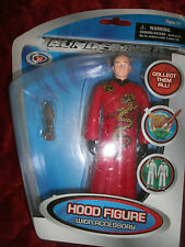 THUNDERBIRDS HOOD FIGURE WITH ACCESSORY OFFICAL MOVIE MERCHANDISE