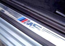 BMW Brand FEO Genuine F10 E11 2011-2016 5 Series M5 Door Sills Tread Plates NEW