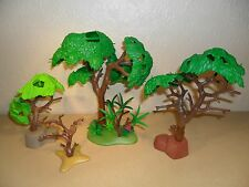 PLAYMOBIL FOREST TREES (For Farm Animals,Zoo,Train set)