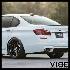 "19"" VERTINI RF1.2 BLACK CONCAVE WHEELS RIMS FITS BMW 528 530 535 545 550"