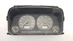 VW Golf III MK3 LHD Compteur de Vitesse Tableau Bord 6160553003 Moto Mètre
