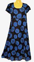 TS dress TAKING SHAPE plus sz XXS / 12 Paradiso Dress 100% cotton NWT rrp$120!