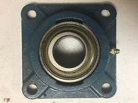 SKF 4 Bolt Flange Unit YET 208-108, New And Free Shipping