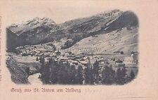 AUSTRIA - St. Anton am Arlberg - 1901