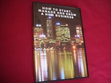 Q1     HOW TO START MANAGE AND GROW A NEW BUSINESS (FINANCE MARKETING SALES)