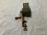 Antique Red Cheese Grater Lorraine Metal Mfg. Co NY USA