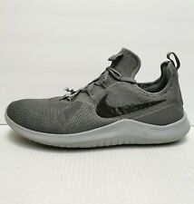 Nike Free TR-8 Men's Croos Training Running Shoes Cool Grey / Black Size 12 M(D)