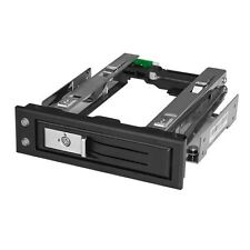 StarTech.com 5.25 To 3.5 Hard Drive Hot Swap Bay For 3.5inch SATA/SAS drives -