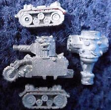 1997 Epic Ork Scorcher 2 Games Workshop Warhammer 40K Orc Scorcha Battlewagon GW