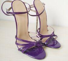 Women Sexy Extreme Super High Heel 18cm Strappy Stiletto Sandals Lady Clubwear