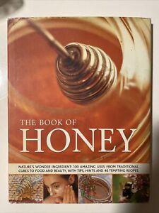 The Book of Honey Amazing Uses Recipes Hardcover Cookbook Jenni Fleetwood