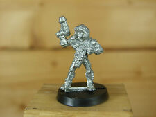 CLASSIC METAL CITADEL STRONTIUM DOG FIGHTER JOHNNY ALPHA 2000AD UNPAINTED (3237)