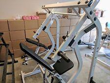 Hammer Strength Shoulder Press - Plate Loaded Leverage Shoulder Machine