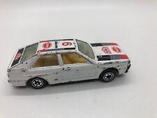 Vintage Yatming Audi Quattro Rally Diecast Toy Car No.1035 White Thailand