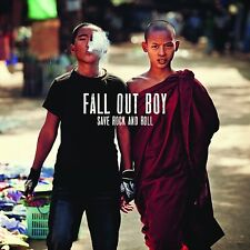FALL OUT BOY - SAVE ROCK & ROLL CD ALBUM (2013)
