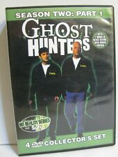 GHOST HUNTERS, SEASON TWO: PART 1, DVDs