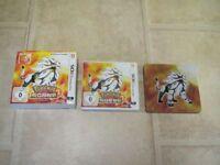 Pokemon Sonne Fan-Edition für Nintendo 3DS, 3 DS XL, 2DS