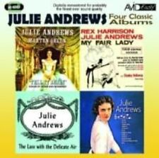 Four Classic Albums (My Fair Lady / Julie Andrews Sings / The Lass With The Deli