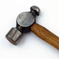 Antique 4 Oz Ball Peen Hammer D MAYDOLE